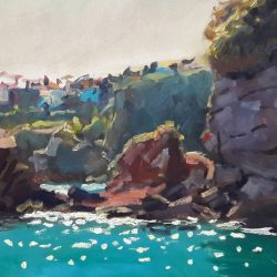 Painting in the Open – Tony Robinson