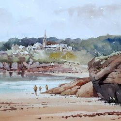Watercolour, Pen and Wash – Grahame Booth