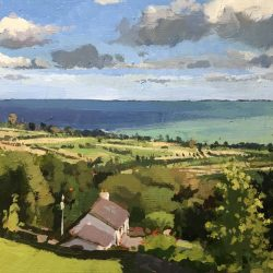 Landscape and Seascape in Acrylics – Steve Browning